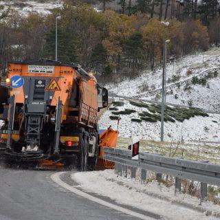 Zimska služba Županijske uprave za ceste