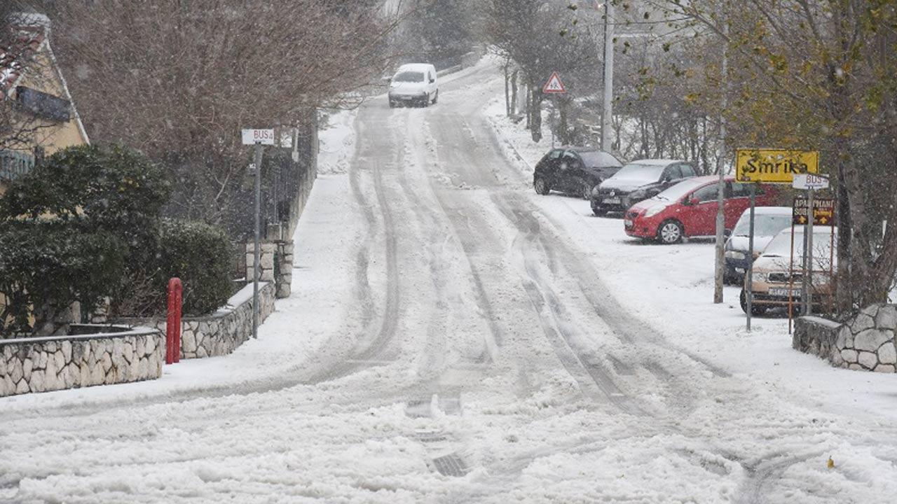 Ne zaboravite zimska pravila na cestama