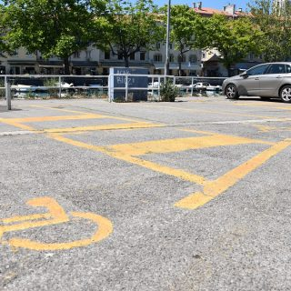 Trećina kazni za parkiranje napisana zbog uzurpiranja mjesta za invalide