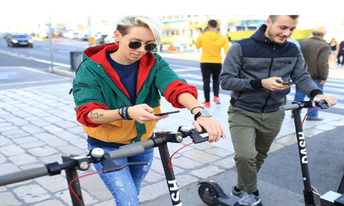 Dash.City: korisnici e-romobila, nosite kacige i pridržavajte se prometnih propisa