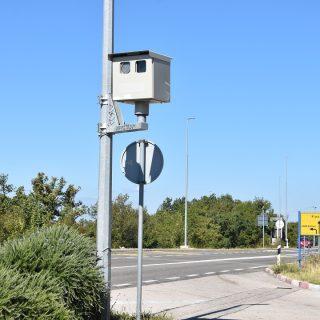 U osam mjeseci kamere zabilježile 6 tisuća prekršaja prekoračenja brzine